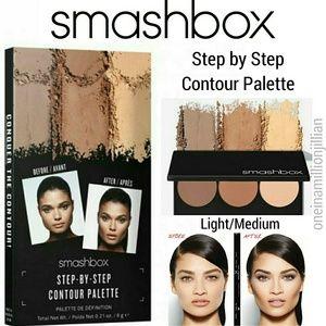 Smashbox Step by Step Contour Palette